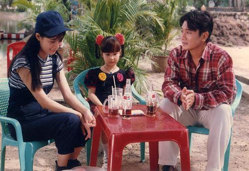 Loạt ảnh Diễm My 9x thời bé đóng phim chung với nhiều diễn viên nổi tiếng - ảnh 2