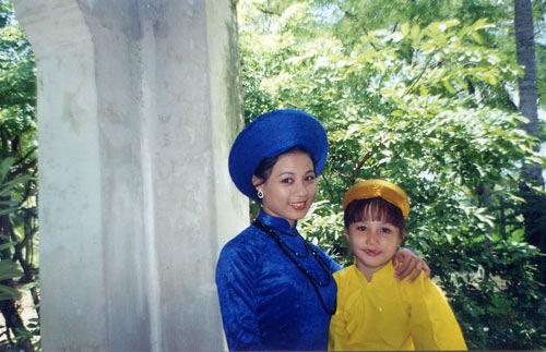 Loạt ảnh Diễm My 9x thời bé đóng phim chung với nhiều diễn viên nổi tiếng - ảnh 9