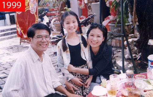 Loạt ảnh Diễm My 9x thời bé đóng phim chung với nhiều diễn viên nổi tiếng - ảnh 10