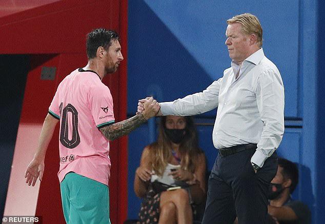 Messi lập cú đúp trong trận giao hữu thứ 2 của Barcelona - Ảnh 4.
