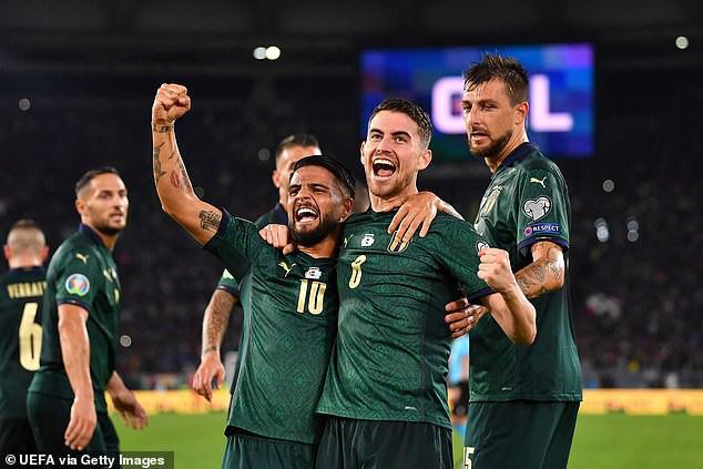 HLV Roberto Mancini đặt mục tiêu vô địch Euro 2020 cùng đội tuyển Italia - Ảnh 1.