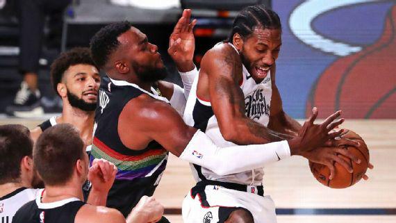 NBA công bố đội hình tiêu biểu mùa giải 2019 - 2020 - Ảnh 1.