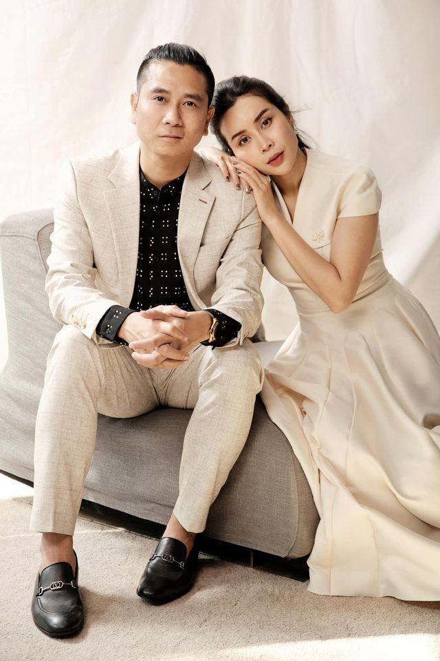 Vợ chồng Hồ Hoài Anh khoe ảnh đẹp mừng kỷ niệm ngày cưới - Ảnh 1.