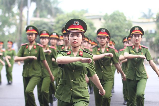 Học viện An ninh, Học viện Cảnh sát nhân dân cùng lấy điểm sàn 17,75 - ảnh 1