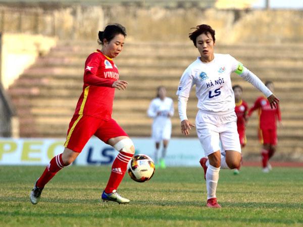 Giải bóng đá Nữ VĐQG - Cúp Thái Sơn Bắc 2020: Cuộc đua bắt đầu! - Ảnh 1.