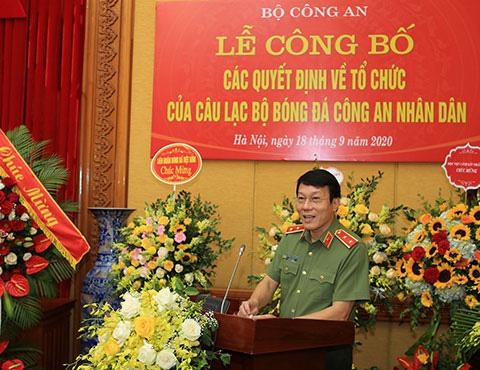 CLB Công an Nhân dân đặt mục tiêu thăng hạng - Ảnh 1.