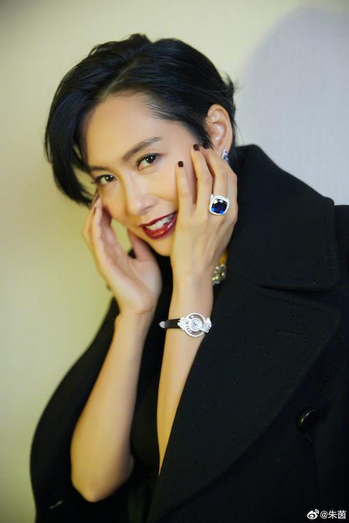 Cô gái bị Châu Tinh Trì phản bội vẫn đẹp rạng ngời ở tuổi 48 - Ảnh 5.