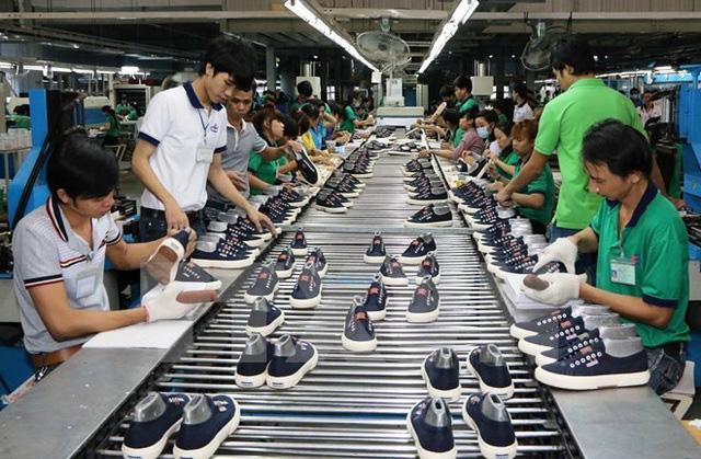 """Nguyên phụ liệu - """"nút thắt"""" của ngành công nghiệp da giày Việt Nam - ảnh 2"""