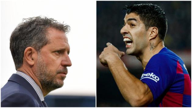 Thương vụ Suarez tới Juventus đã có câu trả lời - Ảnh 1.