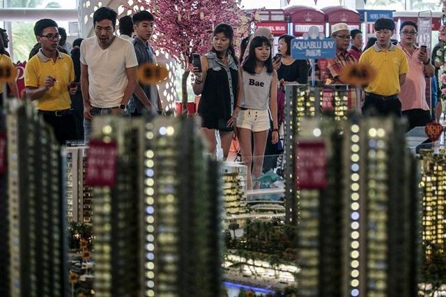 """Giới đầu tư Trung Quốc tan mộng về """"ngôi nhà thứ hai"""" tại Malaysia - Ảnh 1."""