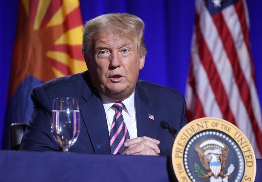 Những cử tri ủng hộ Tổng thống Donald Trump - Họ là ai? - Ảnh 1.