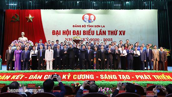 10/63 tỉnh, thành phố tổ chức thành công Đại hội Đảng bộ - Ảnh 2.