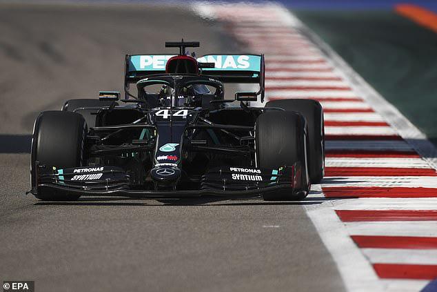 Valtteri Bottas đạt thành tích tốt nhất buổi chạy thử GP Nga - Ảnh 1.