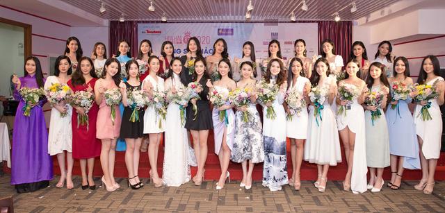 30 cô gái đầu tiên lọt vào Bán kết Hoa hậu Việt Nam 2020 - Ảnh 1.