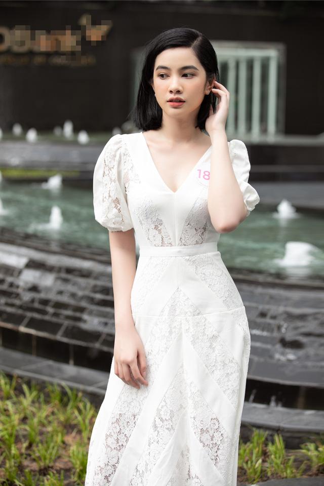 30 cô gái đầu tiên lọt vào Bán kết Hoa hậu Việt Nam 2020 - Ảnh 13.