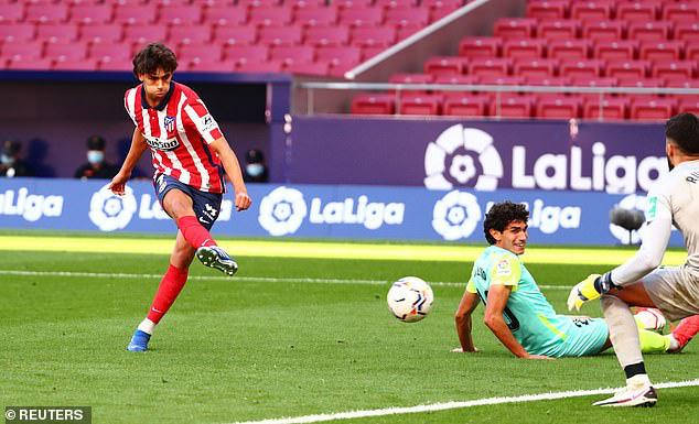 Atletico Madrid 6-1 Granada: Màn ra mắt hoàn hảo của Luis Suarez - Ảnh 2.