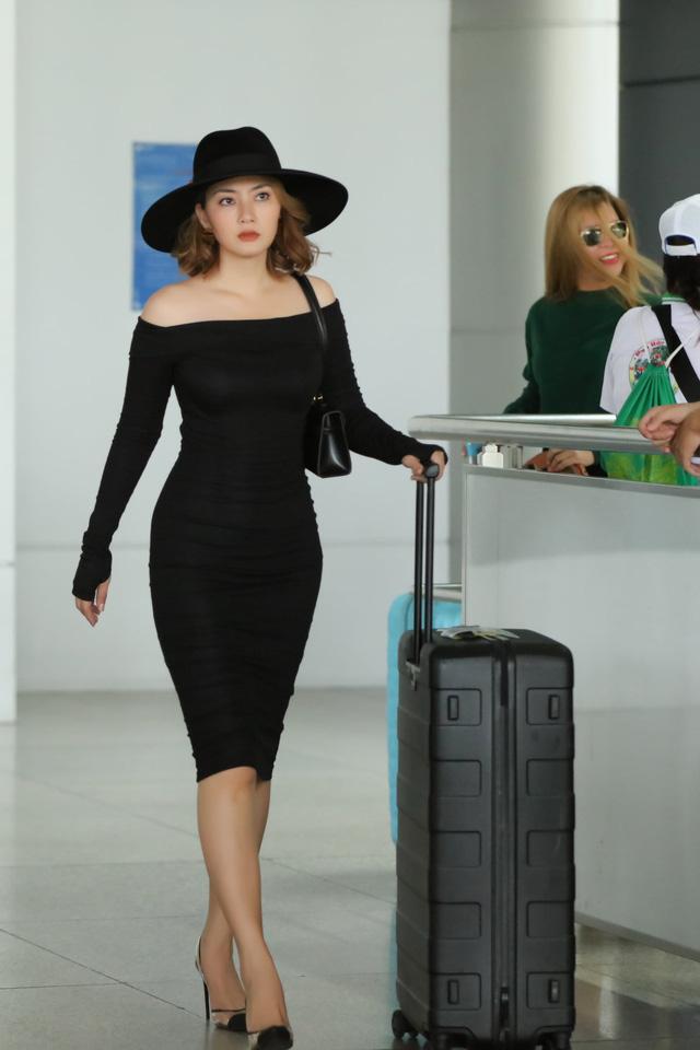 Ngọc Lan đầu tư hàng hiệu, thuê stylist riêng khi đóng phim Trói buộc yêu thương - Ảnh 1.