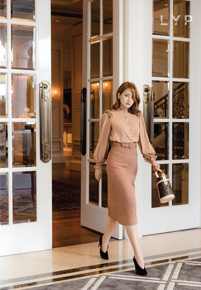 Ngọc Lan đầu tư hàng hiệu, thuê stylist riêng khi đóng phim Trói buộc yêu thương - Ảnh 2.
