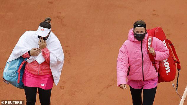 Victoria Azarenka than phiền vì … thời tiết tại Pháp mở rộng - Ảnh 1.