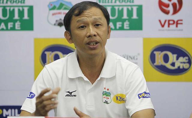 Ông Lee Tae Hoon thôi giữ chức HLV trưởng CLB Hoàng Anh Gia Lai - Ảnh 1.