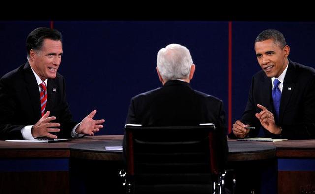 Những màn đấu khẩu trong tranh luận Tổng thống Mỹ - Ảnh 10.