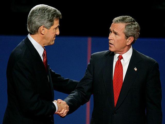 Những màn đấu khẩu trong tranh luận Tổng thống Mỹ - Ảnh 8.