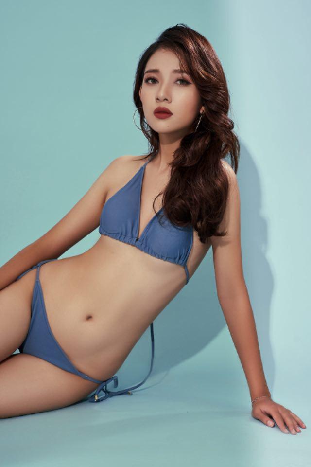 Những thí sinh Hoa hậu Việt Nam 2020 sở hữu đôi chân dài nổi bật - Ảnh 7.