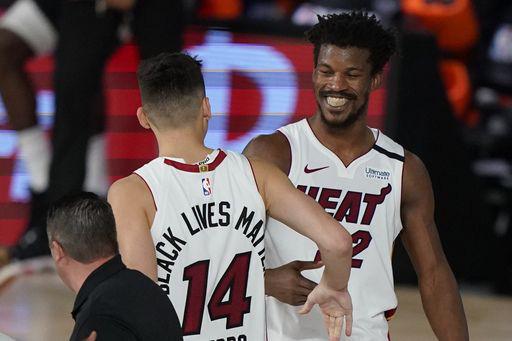 NBA Playoffs 2020 - ngày 3/9: Khoảng cách sít sao - Ảnh 1.