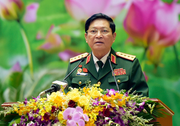 Đại hội đại biểu Đảng bộ Quân đội lần thứ XI thành công tốt đẹp - Ảnh 1.