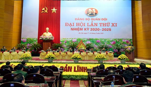 Đại hội đại biểu Đảng bộ Quân đội lần thứ XI thành công tốt đẹp - Ảnh 6.