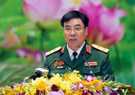 Đại hội đại biểu Đảng bộ Quân đội lần thứ XI thành công tốt đẹp - Ảnh 3.