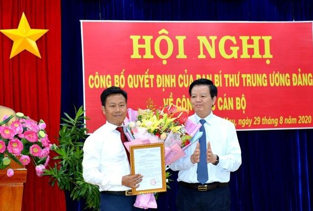 Tân Phó Bí thư Tỉnh ủy được bầu giữ chức Chủ tịch UBND tỉnh - ảnh 1