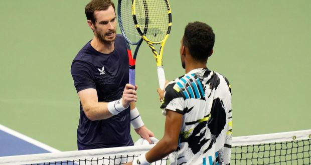 Thua chóng vánh, Andy Murray bị loại tại vòng 2 Mỹ mở rộng 2020 - Ảnh 1.