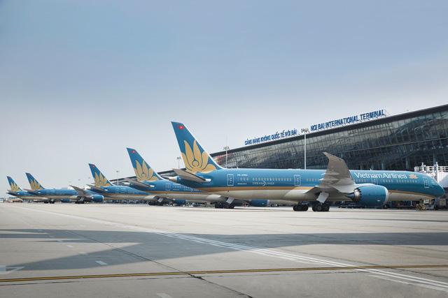 Vietnam Airlines khôi phục 6 đường bay nội địa - Ảnh 1.