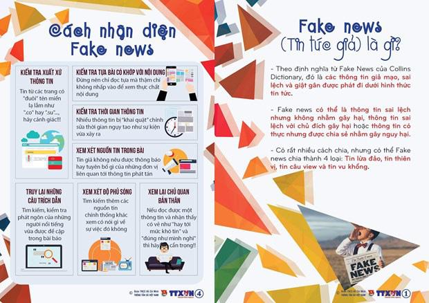 Dự án chống tin giả của TTXVN đoạt giải thưởng báo chí quốc tế - Ảnh 1.