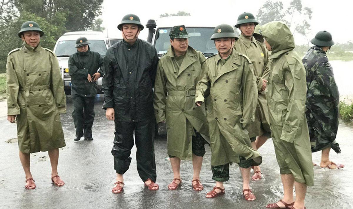 Thiên tai, dịch bệnh không thể cản bước lòng tự hào Việt Nam! - Ảnh 11.
