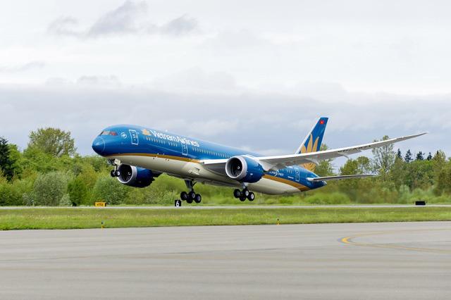 Vietnam Airlines được hỗ trợ vay 4.000 tỷ đồng, lãi suất 0% - Ảnh 1.