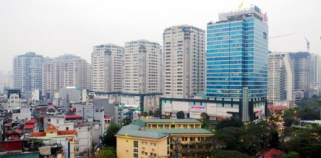 CBRE: Giá chung cư Hà Nội tăng 4-6% trong năm 2021 - Ảnh 1.