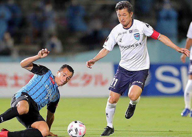 Kazu Miura tiếp tục phá kỷ lục thế giới - Ảnh 1.
