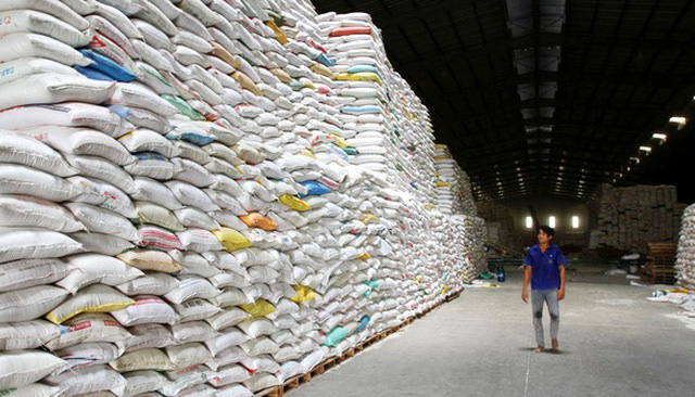 Lo thiếu container, doanh nghiệp xuất khẩu gạo đứng ngồi không yên - ảnh 1