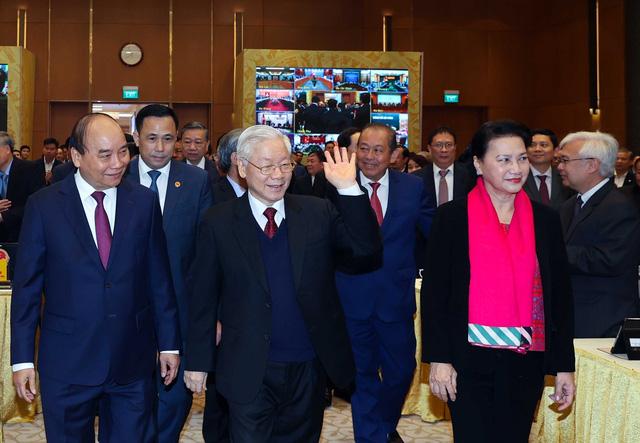 Nhiệm kỳ 2016-2020: Việt Nam đạt nhiều thành tựu kinh tế đặc biệt, nâng cao vị thế đất nước - Ảnh 4.