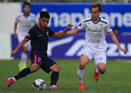 Lịch thi đấu và trực tiếp vòng 1 V.League 2021: Tâm điểm CLB Sài Gòn – Hoàng Anh Gia Lai, CLB Viettel – CLB Hải Phòng - Ảnh 2.