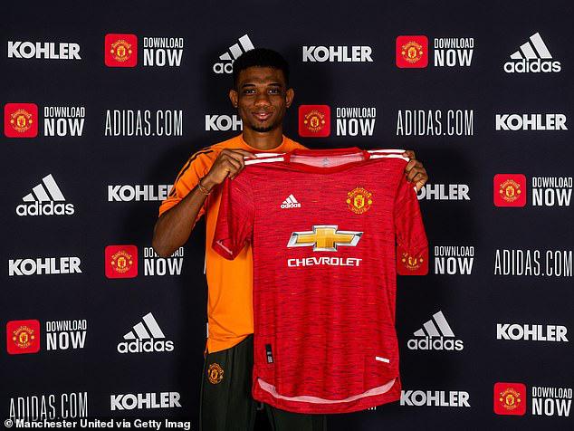 Manchester United ra mắt thần đồng Amad Diallo - Ảnh 1.