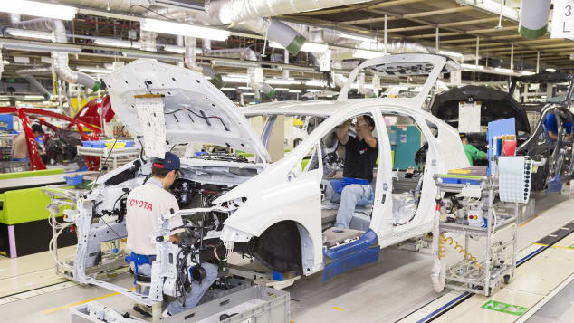 Thiếu hụt trầm trọng chất bán dẫn, ngành ô tô Nhật Bản đình trệ - ảnh 1