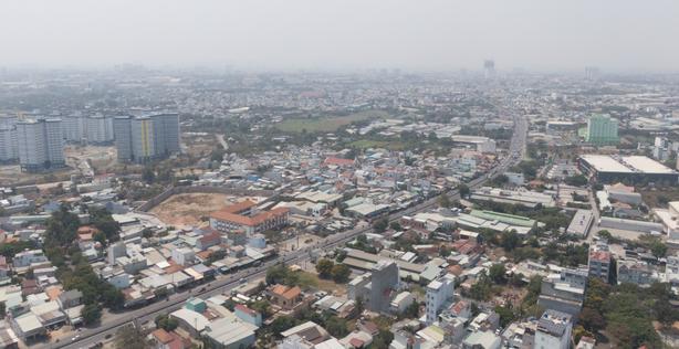 Người dân đổ xô mua đất khu Đông TP Hồ Chí Minh - Ảnh 1.