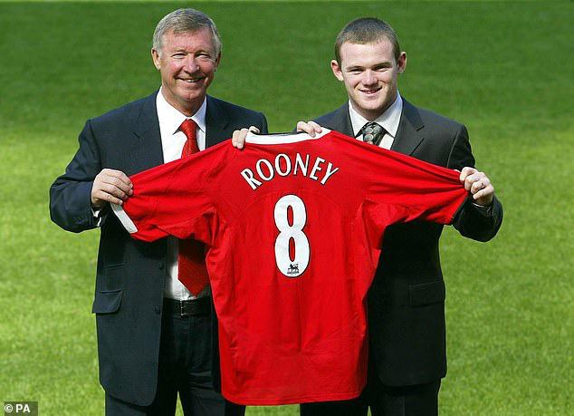 Wayne Rooney chính thức giải nghệ & chuyển sang công tác huấn luyện - Ảnh 1.