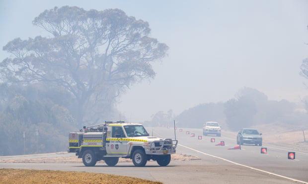 Cháy rừng vượt kiểm soát, Australia ban bố cảnh báo khẩn cấp tại Perth - Ảnh 1.