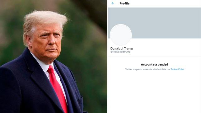 Choáng với những con số thống kê về mức độ nghiện Twitter của ông Trump - ảnh 1