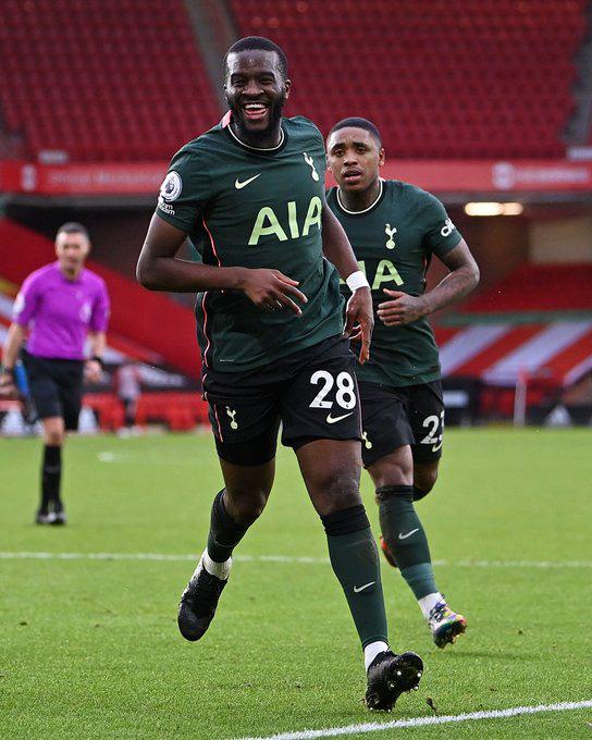 Tottenham giành chiến thắng thuyết phục trên sân của Sheffield - Ảnh 2.