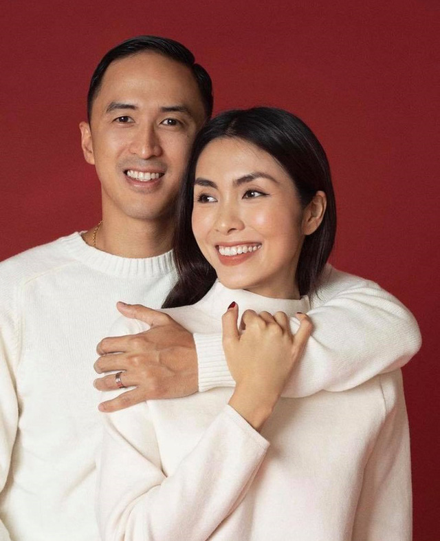 Tăng Thanh Hà khoe ảnh hạnh phúc bên ông xã doanh nhân - Ảnh 1.